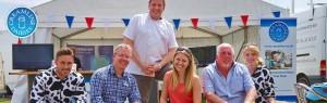 Creamline Dairies - Principal Partner of the Main Ring.