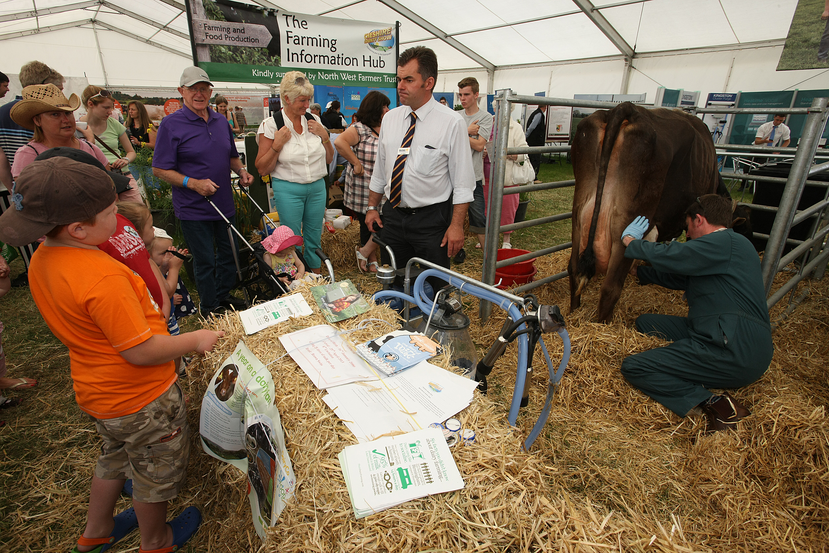 CheshireShow Agri centre