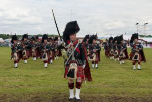 Scottish Highland Band