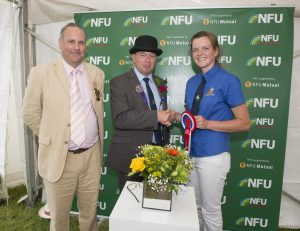 Richard Nigel Becky award Royal Cheshire