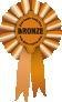 rosette-bronze