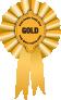 rosette-gold