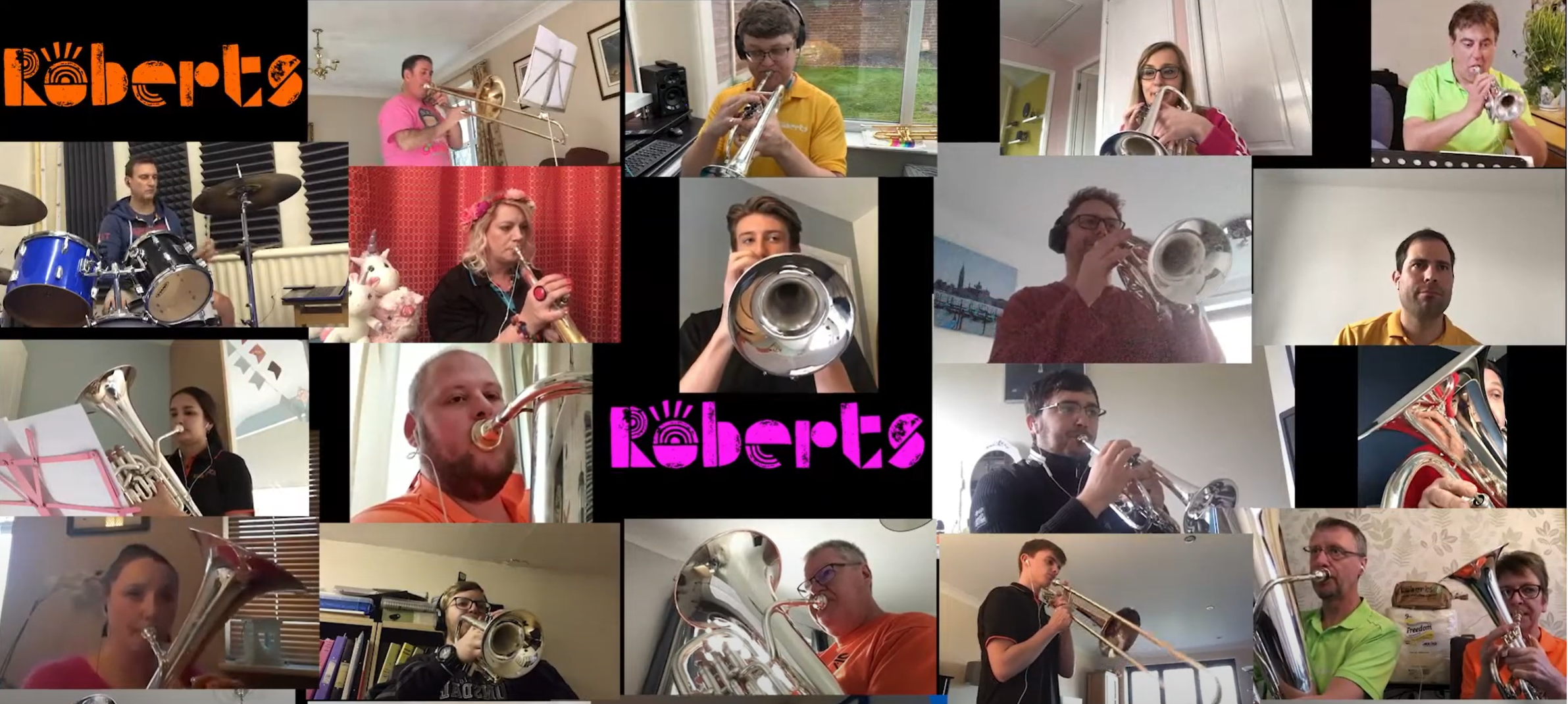 Roberts Bakery Band
